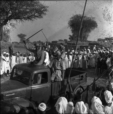 general Hassan bŽchir sous  ibrahim abboud 1958->64