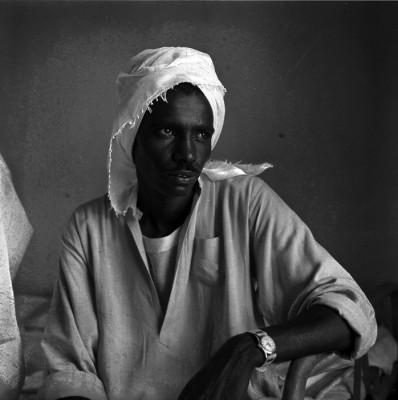 GAD-029 Portrait nubien