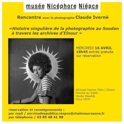 Lecture musée Nicéphore Niepce