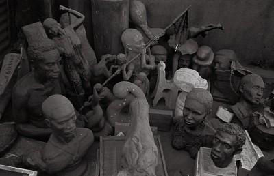 59-35A. Fine Art College / Sudan University / Khartoum 1999